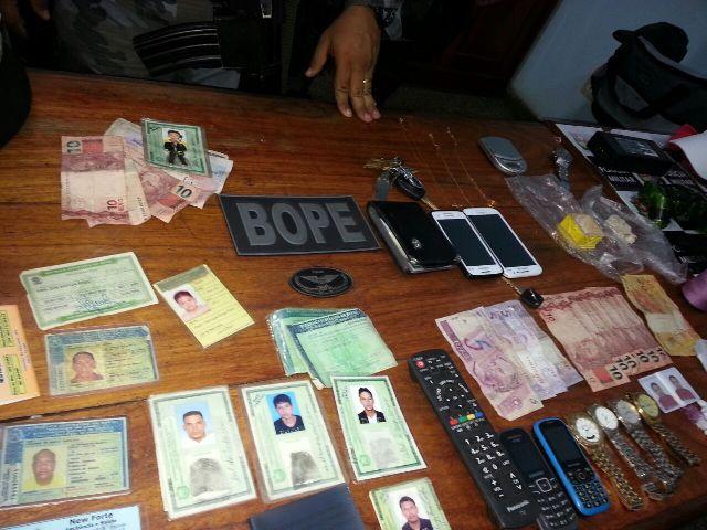 Crack: Viciados entregavam  documentos pessoais como garantia de pagamento