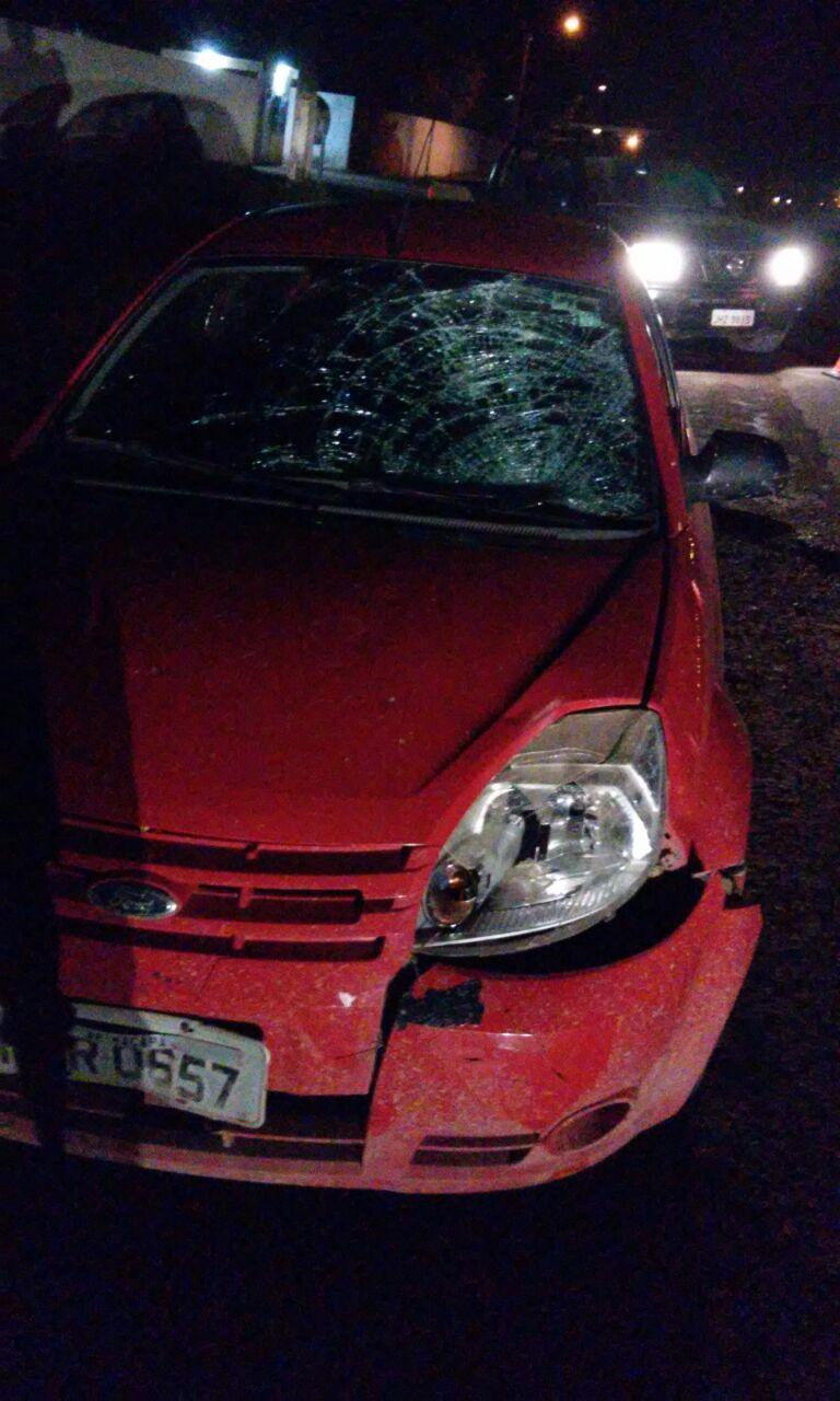 Duca Serra: Ciclista morre ao ser atingido por 2 carros