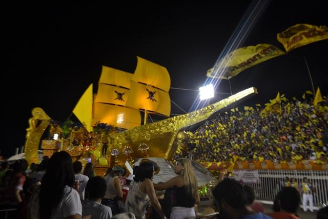 'Piratão' diz estar fora do desfile do Carnaval 2018, caso aconteça