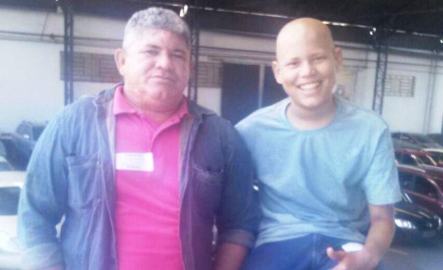 via crucis: Pacientes de câncer continuam sem receber o TFD