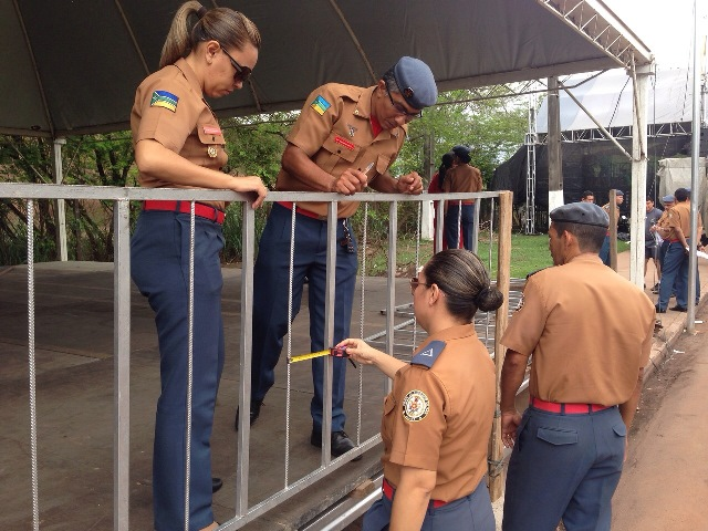 Falhas na segurança: Sambódromo não passa na 3ª vistoria do Corpo de Bombeiros