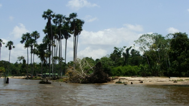 no sábado: Duas pessoas desaparecem em acidentes fluviais no AP