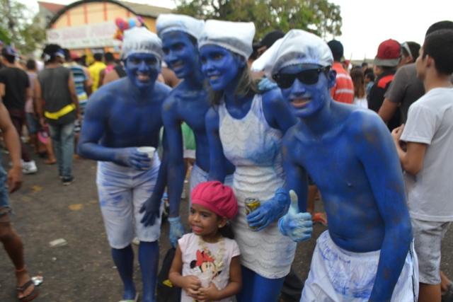 Carnaval: A irreverência desfilou na Banda; veja