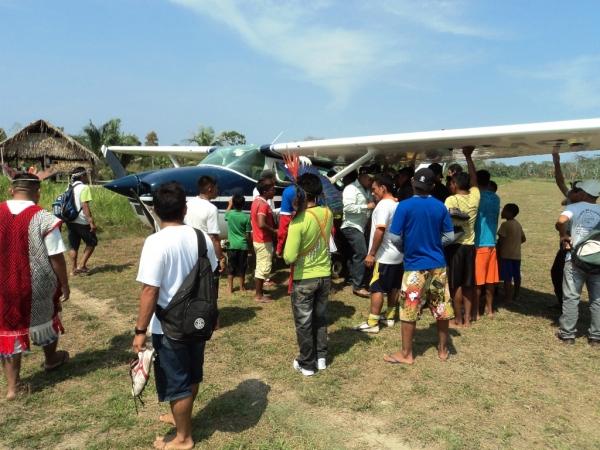 Tumucumaque: Dsei se corrige, e confirma que técnicos continuam isolados