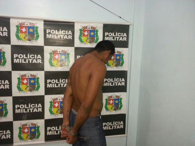 Na rua: Fugitivo condenado até 2040 é reconhecido por policial