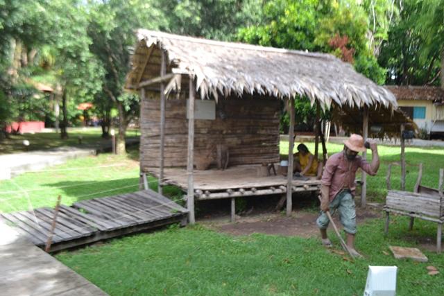 Museu Sacaca: Cultura e tradição repassados a monitores