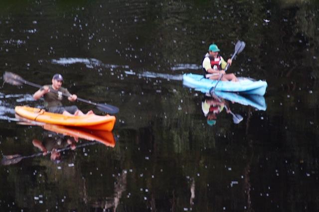 De caiaque pelo rio Araguari, uma aventura que é um delicioso passeio