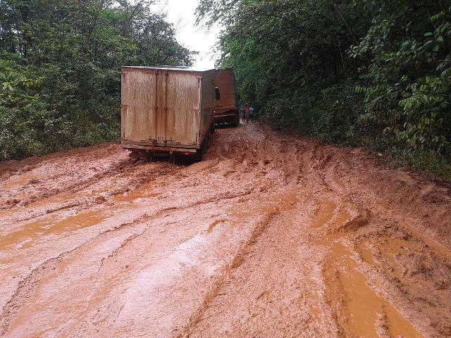 alerta da meteorologia: Viagens ao Jari devem ser evitadas nos próximos dias