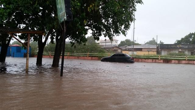 Alagamentos: Depois da noite mais chuvosa do ano…