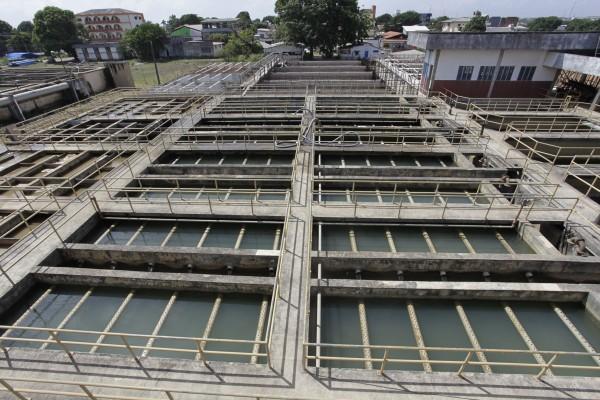 Sistema da Caesa: Pane deixa ao menos 7 bairros sem água