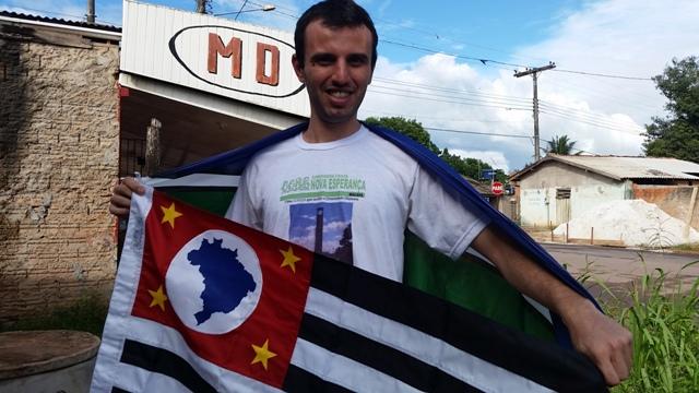 """em Macapá: """"Vim para somar, não para afrontar"""", diz pastor gay"""