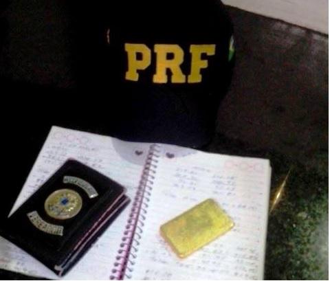 Oiapoque: Vereador é preso com ouro na fronteira