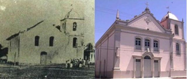 antes que desabe: Igreja Matriz será restaurada