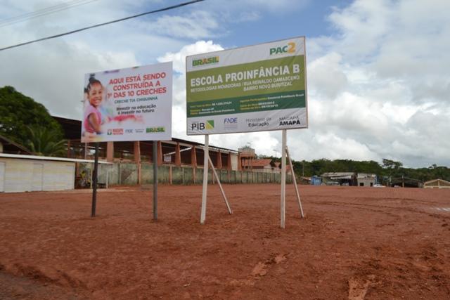 Promessa de campanha: 2 anos depois, PMM começa a 1ª creche