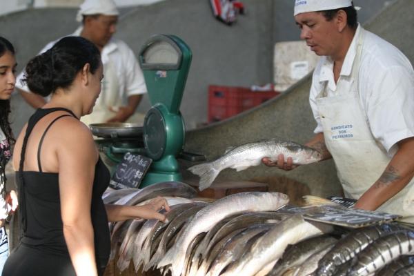 Semana Santa: Pescado popular começa a ser vendido no sábado, 28