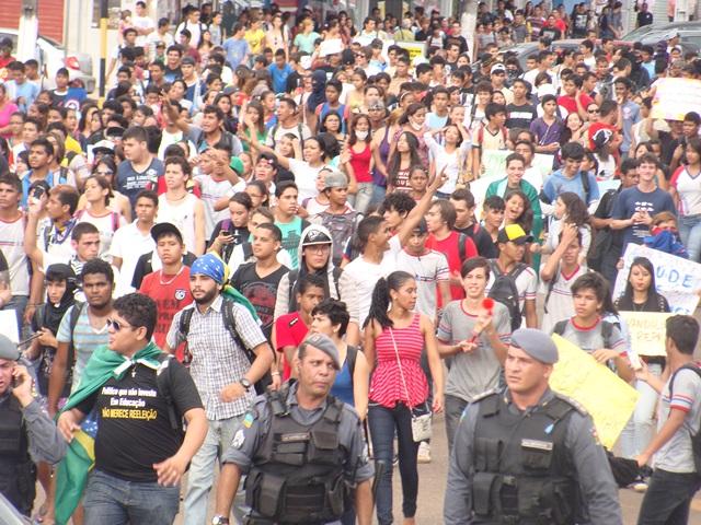 """Protesto: Forças de segurança preparam mega esquema para o """"15 de Março"""""""