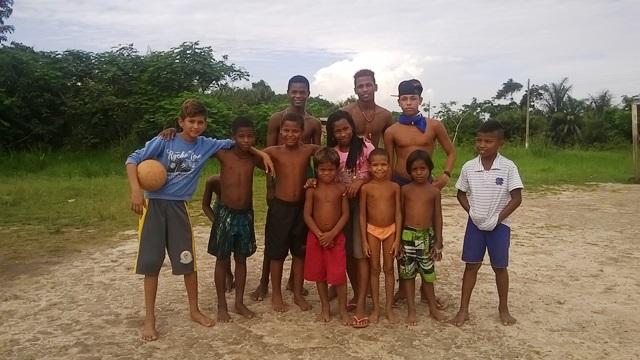 """liberdade para prosperar: """"Não queremos mais ser quilombo"""", dizem moradores da Lagoa dos Índios"""