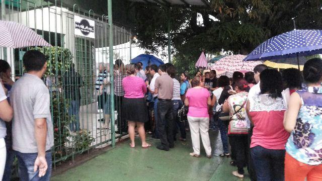 crise: Unimed passa a distribuir senhas para marcação de consultas