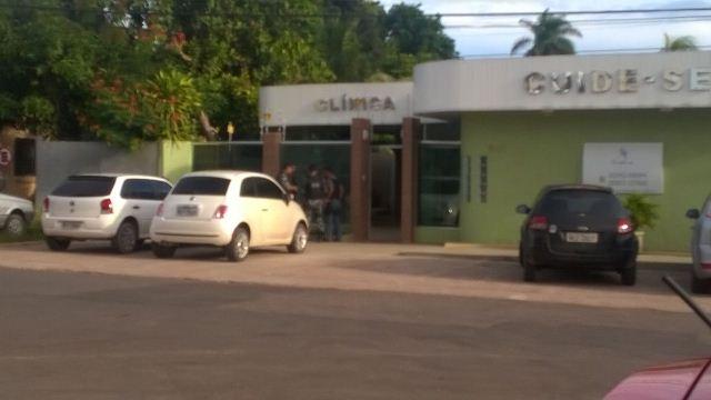Assalto frustrado: Bope negocia liberdade de reféns em clínica