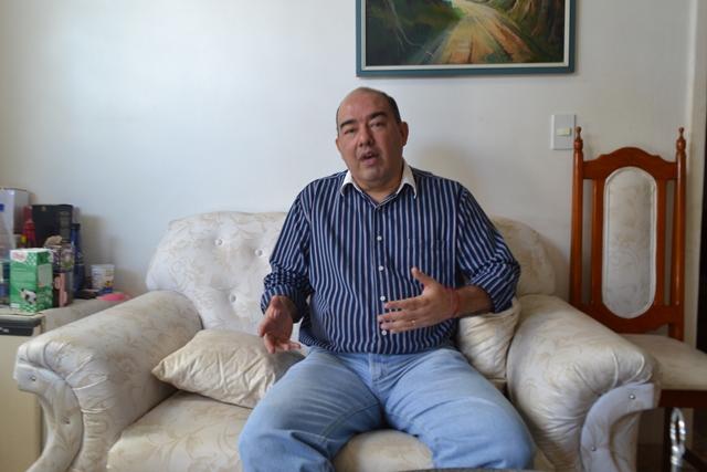 """Entrevista com Alan Salles: """"Não vamos brigar com o Psol, mas vamos mostrar nossa capacidade"""""""