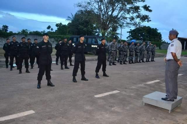 Ações táticas: De 75, 3 policiais concluem o curso do Bope