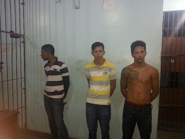 Identificados: Assaltantes de clínica são detentos do Iapen