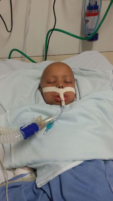 Leucemia: Carlos está em coma
