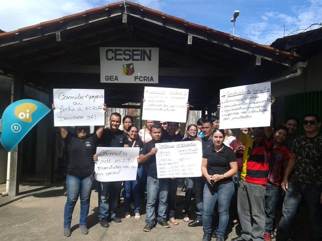 Cesein: Após 8 novas fugas, funcionários se dizem de mãos atadas