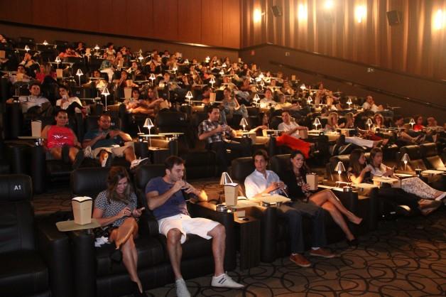 Sofisticação: No meio da concorrência, novo cinema terá salas vip