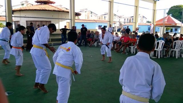 Ceseim: Artes marciais e ressocialização