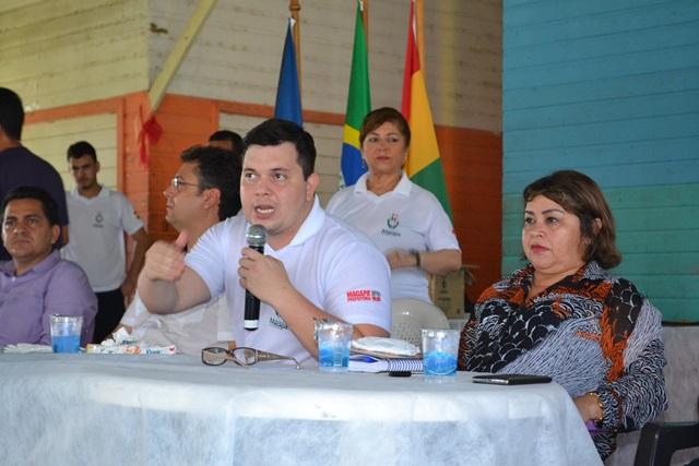 Presidente da Câmara diz que é preciso rediscutir despesas da prefeitura