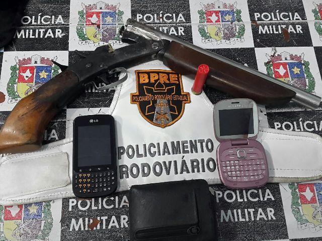 Centro de Macapá: Suspeitos sem antecedentes tinham arma carregada