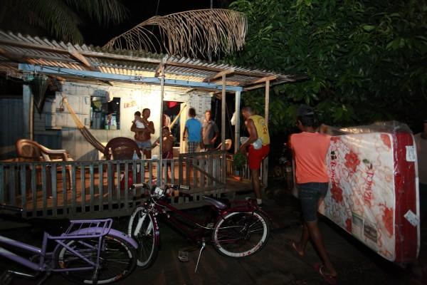Ferreira Gomes: Desabrigados começam a voltar para casa, mas alerta continua