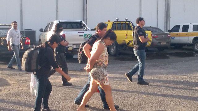 para o iapen: Polícia do Pará escolta traficante até Macapá