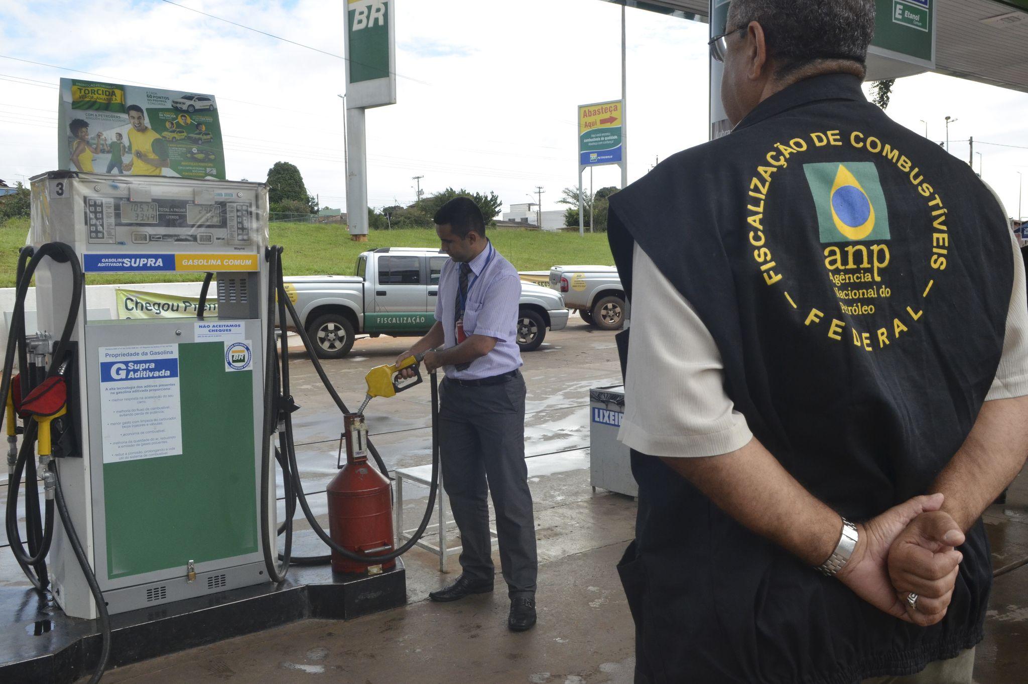 Macapá e Oiapoque: ANP encontra irregularidades em postos de combustíveis