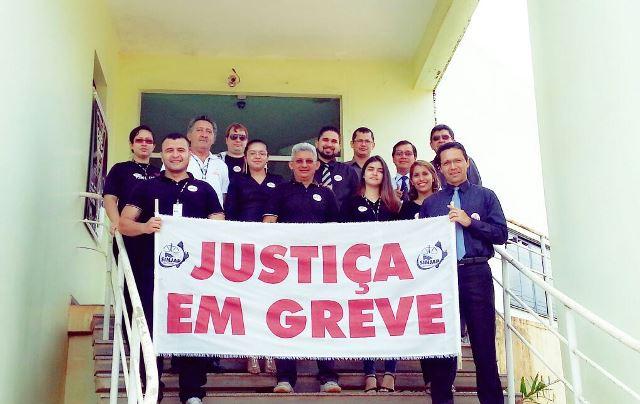 Descontinuidade: Juiz decreta ilegalidade da greve dos servidores da Justiça