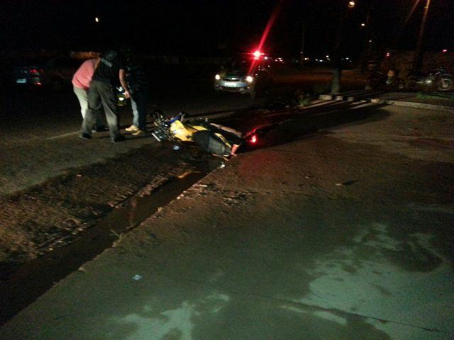 5 tiros: Passageira leva mototaxista para morte