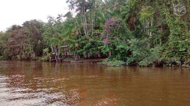 Mistério: Homem é espancado, esfaqueado e jogado Rio Matapi; e sobrevive