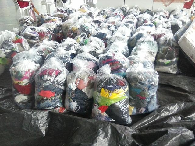 Ferreira Gomes: Vítimas da enchente começam a receber doações