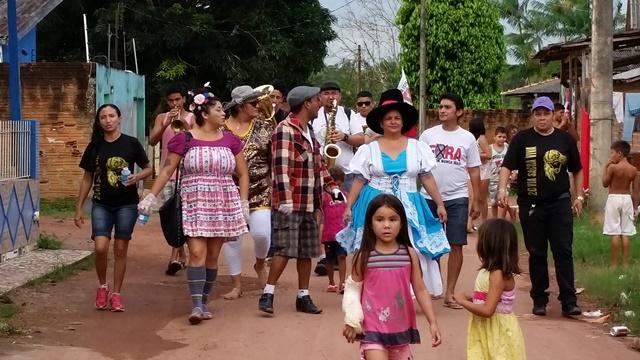 Nova União: Santana tem segundo protesto seguido contra o abandono