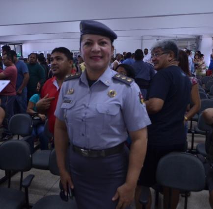 Saúde: Militares e civis topam o desafio da medida certa