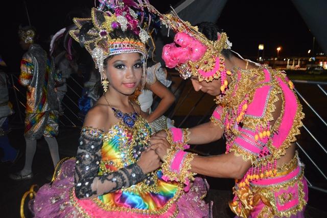 Arraiá: Quadrilhas capricham no figurino e surpreendem até os dançarinos
