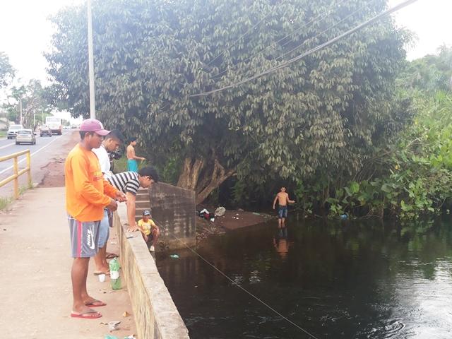 Prepare o anzol: Os pescadores urbanos da Lagoa dos Índios