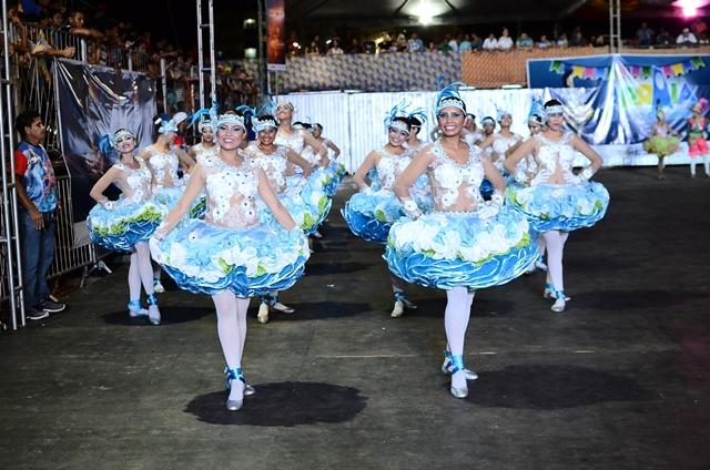 Festival Junino: Mais uma noite de eliminatória no meio do mundo