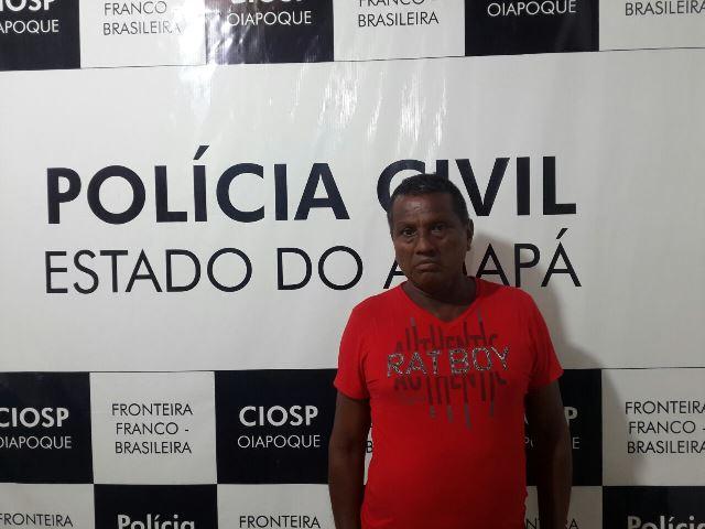 """Oiapoque: """"Avô"""" é preso acusado de estuprar o neto de 6 anos"""