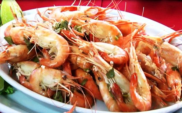 Encerramento do Macapá Verão: É hoje o concurso de melhor camarão no bafo
