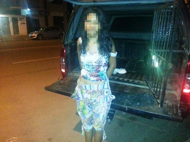 P.Socorro: Menina de 15 anos tinha quase 7 quilos de maconha