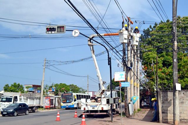Aviso: Operações da CEA vão deixar a capital sem energia neste domingo; veja onde e horários
