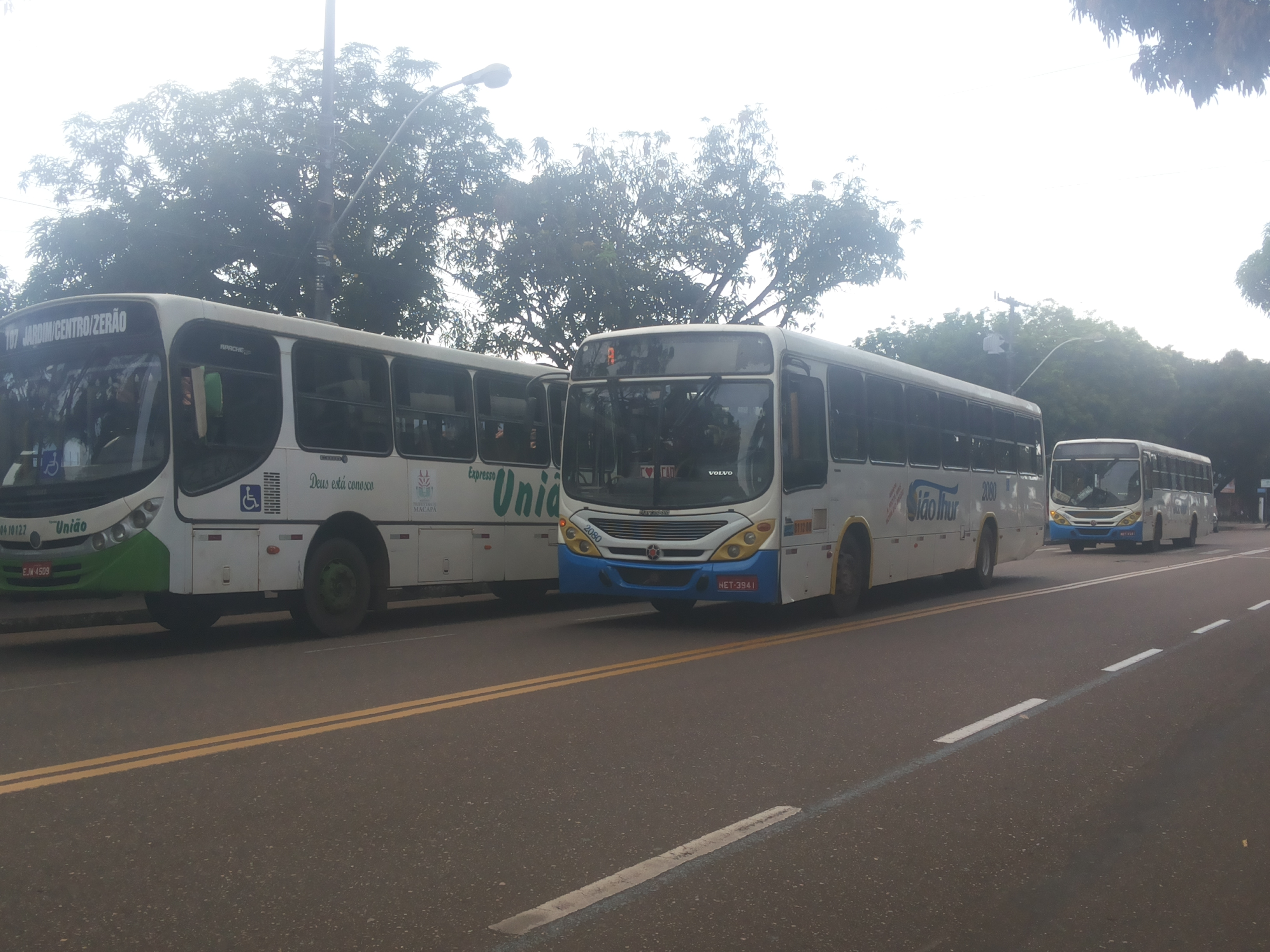 Expofeira: Todas as linhas de ônibus seguem até Fazendinha