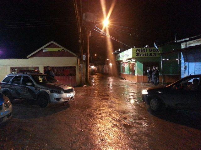 Porto Grande: Depois de 3 dias de buscas, policiais encontram corpo e prendem suspeito